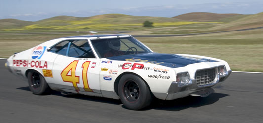 ... Grand National Stock Cars - Ken Epsman's 1972 Ford Torino # 41