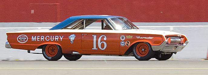 Grand National Car >> Historic Grand National Stock Cars - Ken Epsman's 1964 ...
